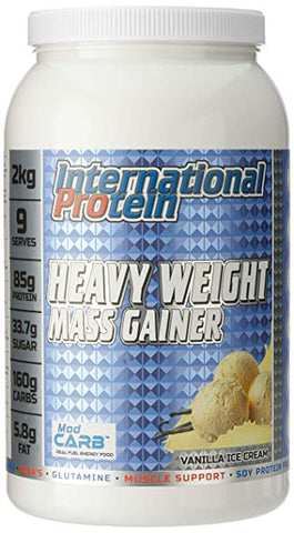 Heavy Weight Mass Gainer - 2kg