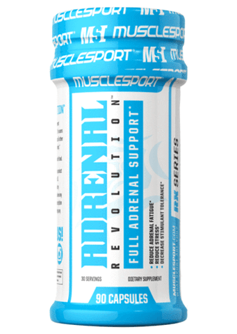MUSCLE SPORT ADRENAL SUPPORT