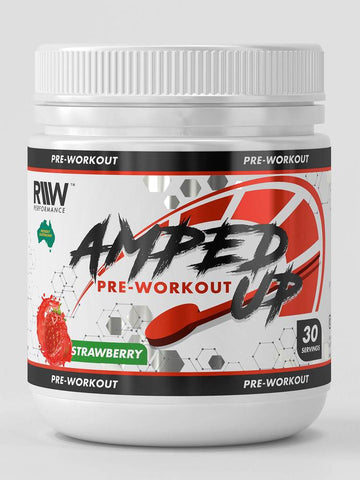 AMPED Pre-workout