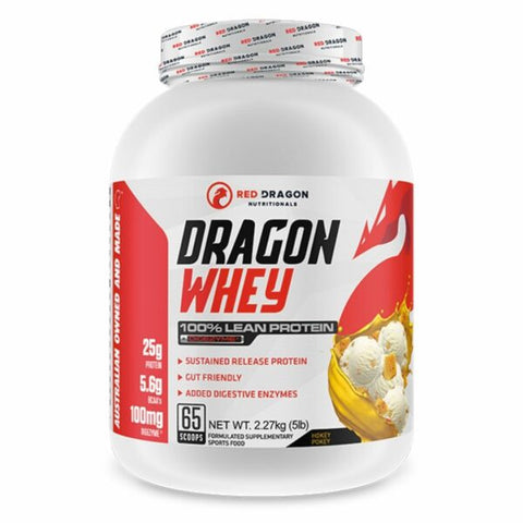 DRAGON WHEY 5LB