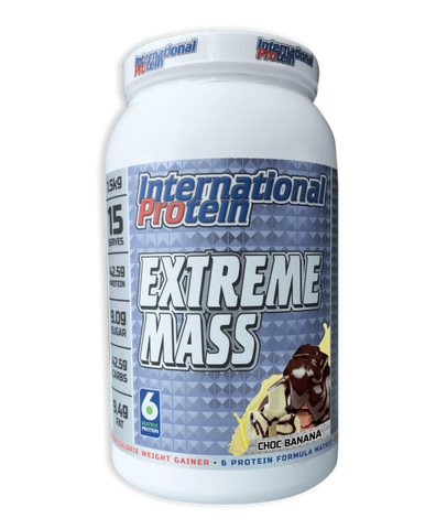 Extreme Mass - 1.5kg - International Protein