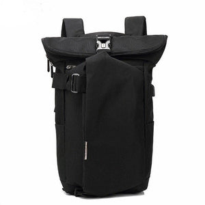 Ozuko Anti-theft Wrap-Up Backpack