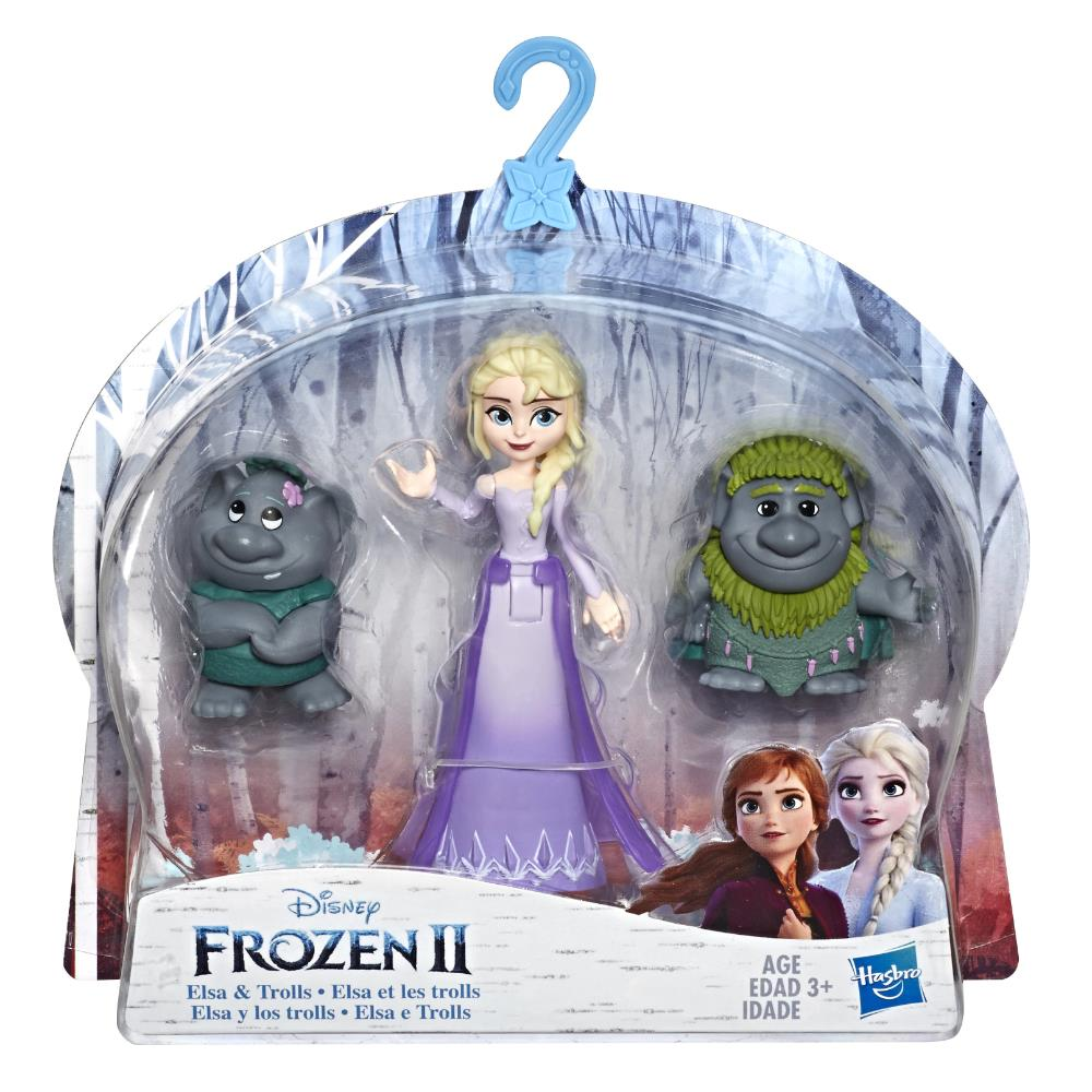 Disney Frozen 2 Doll And Friend Assorted (Sold Separately-Subject To Availability)  Image#1