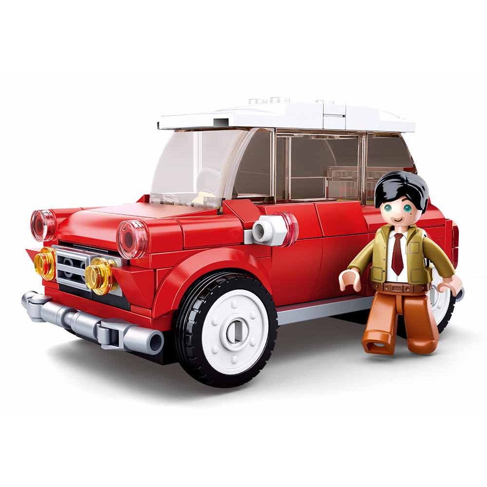 Sluban Model Bricks-Mini Car(150Pcs)