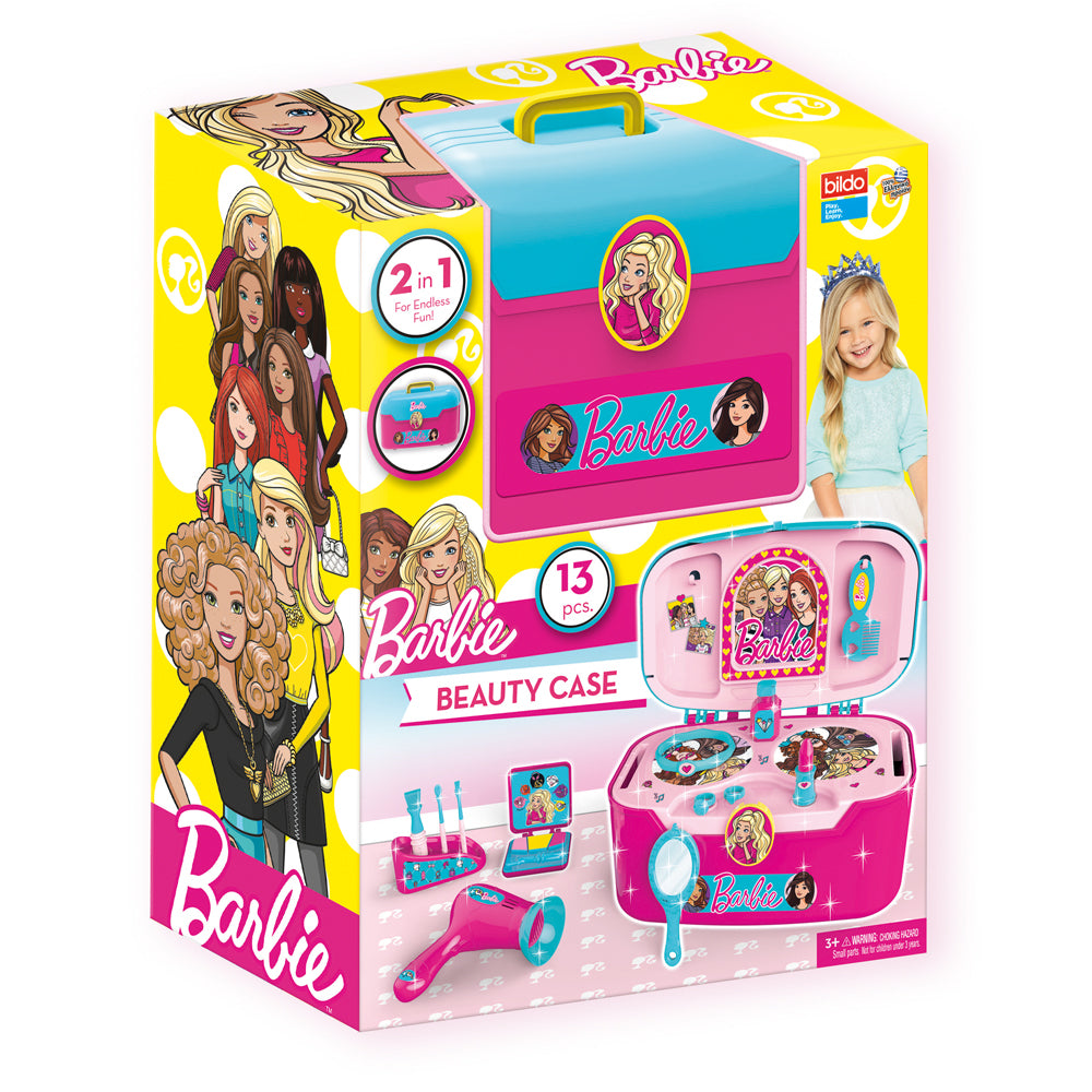 Barbie Portable Beauty Case