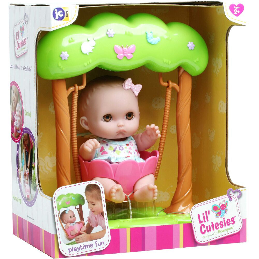 Jc Toys Lil' Cutesies Fairy Outfit Swing