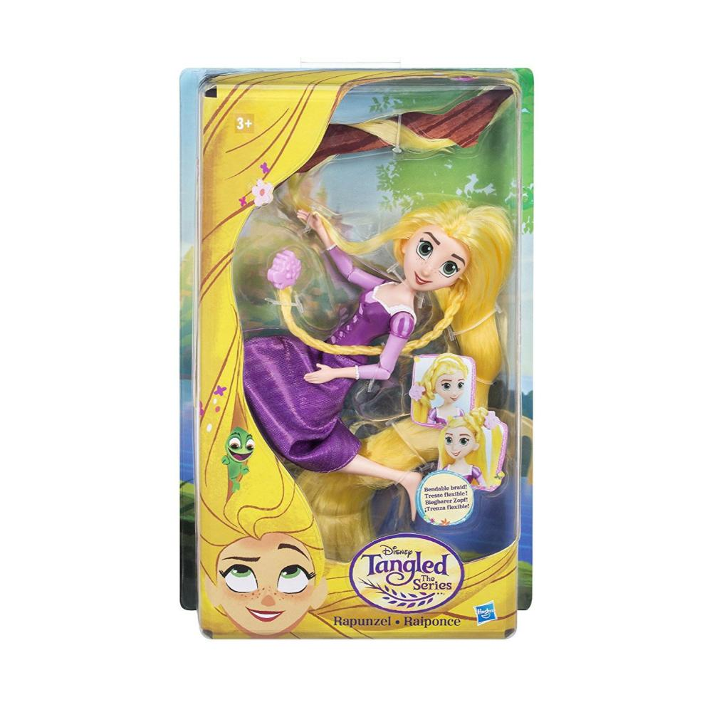 Disney Princess Tangled Rapunzel Story Figure