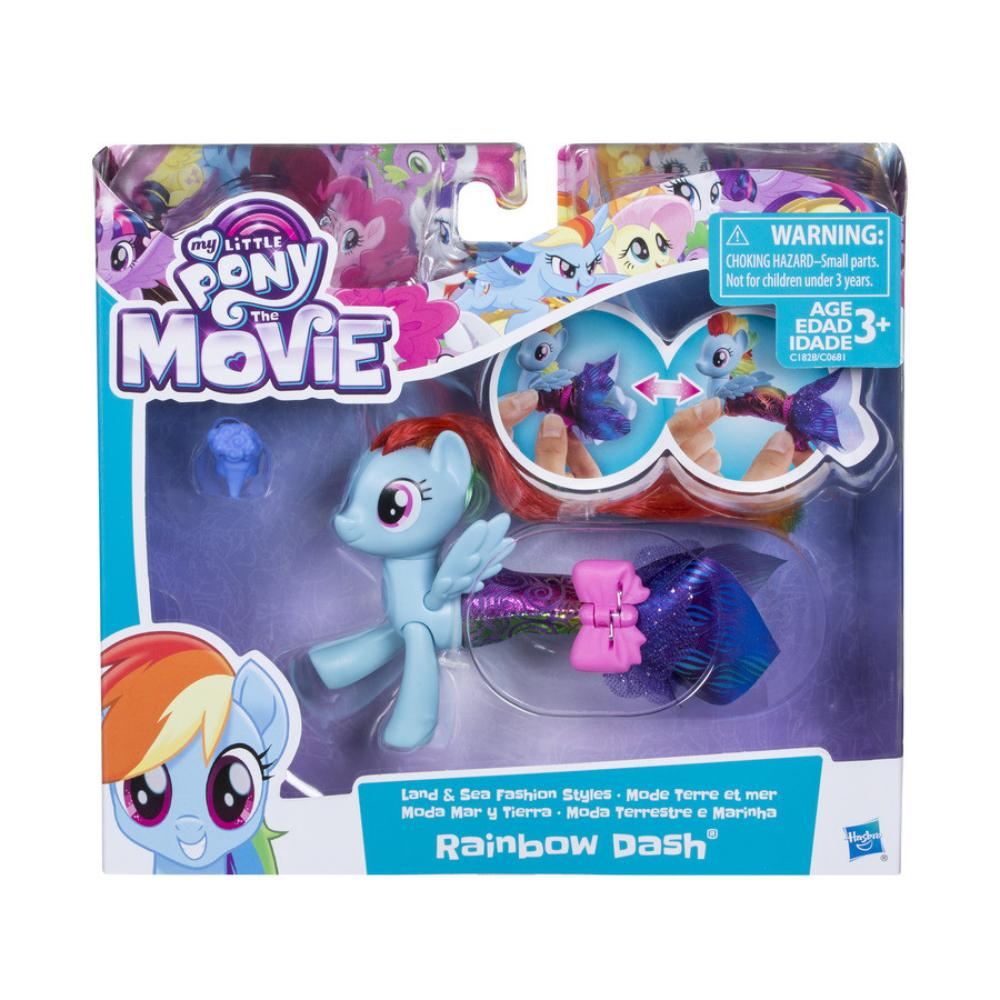 My Little Pony The Movie Land Sea Fashion Styles