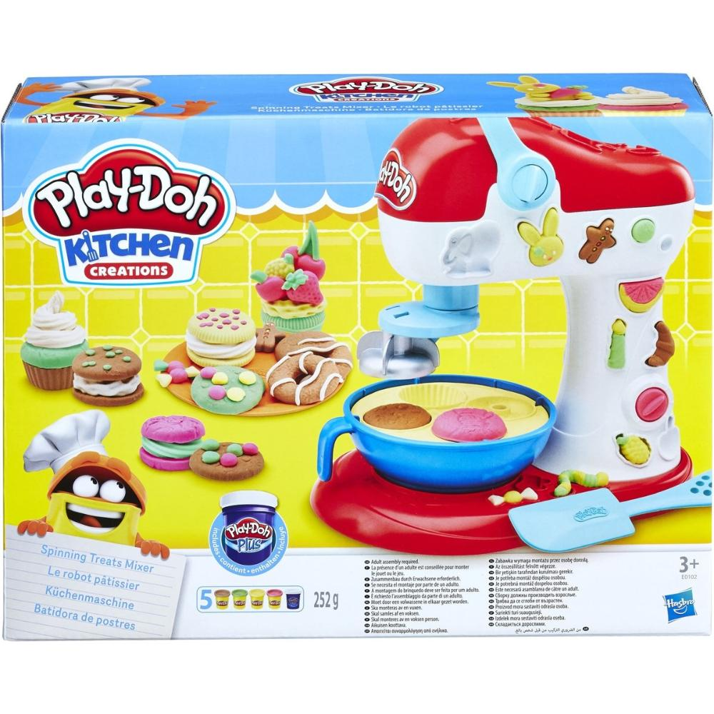 Play-Doh Spinning Treats Mixer  Image#1