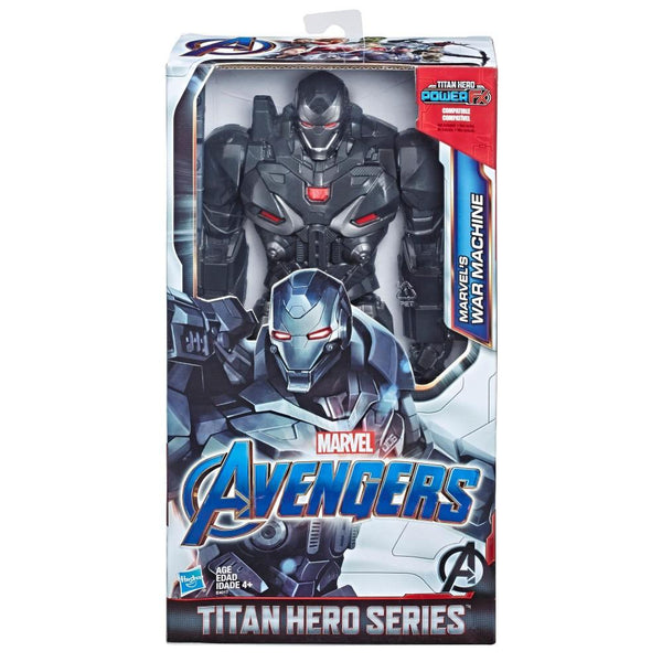 Avengers Endgame Titan Hero War Machine