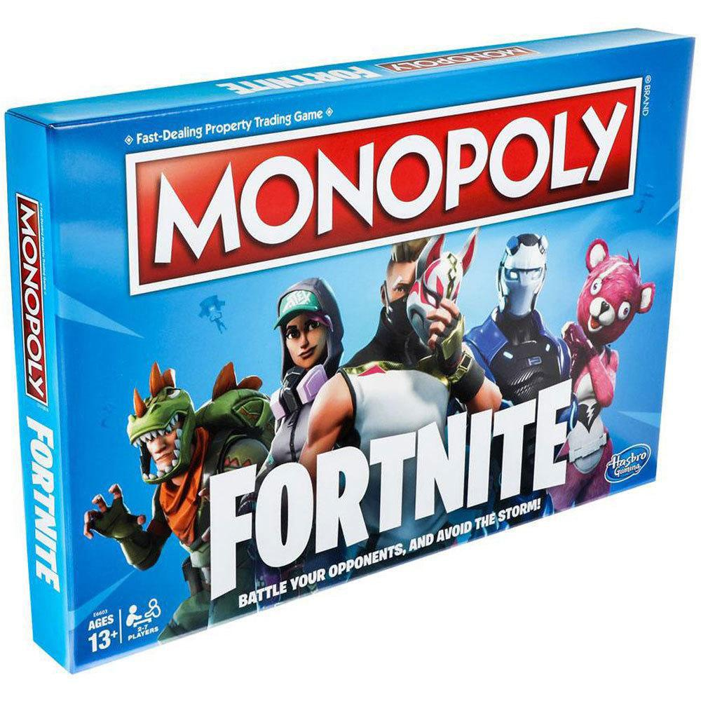Monopoly Fortnite Edition  Image#1