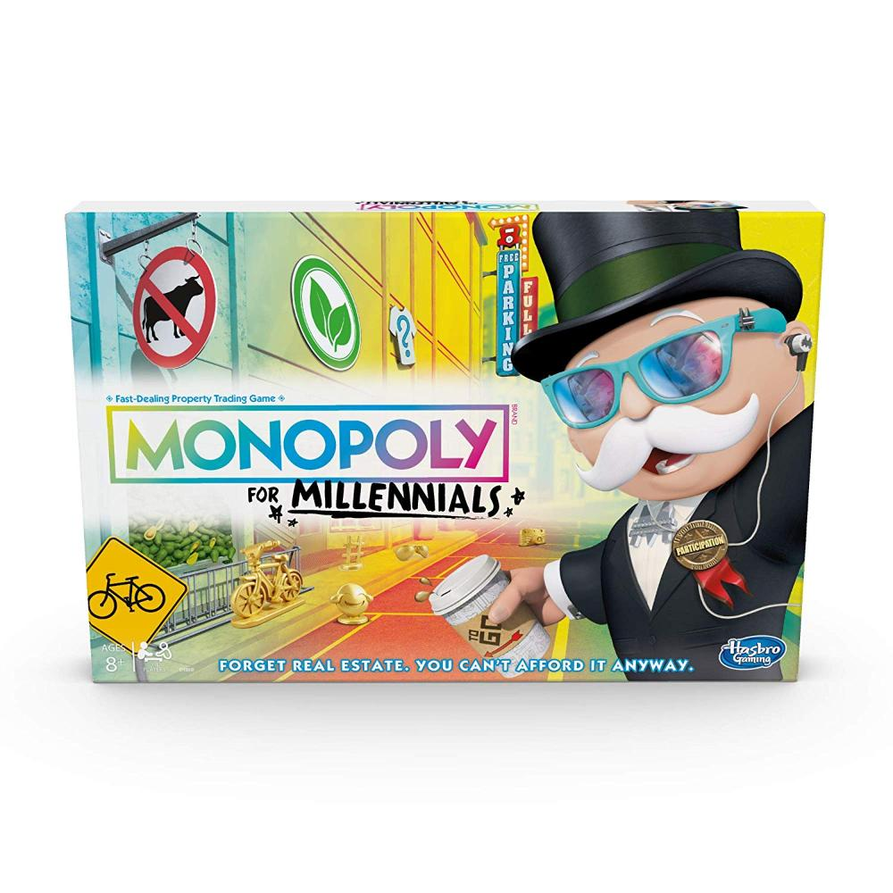 Monopoly Millennial Edition  Image#1