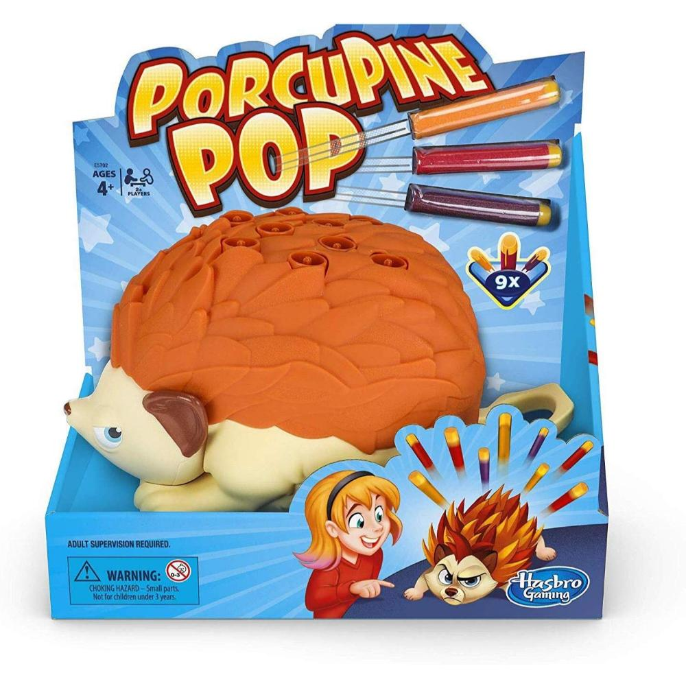Hasbro Gaming Porcupine Pop