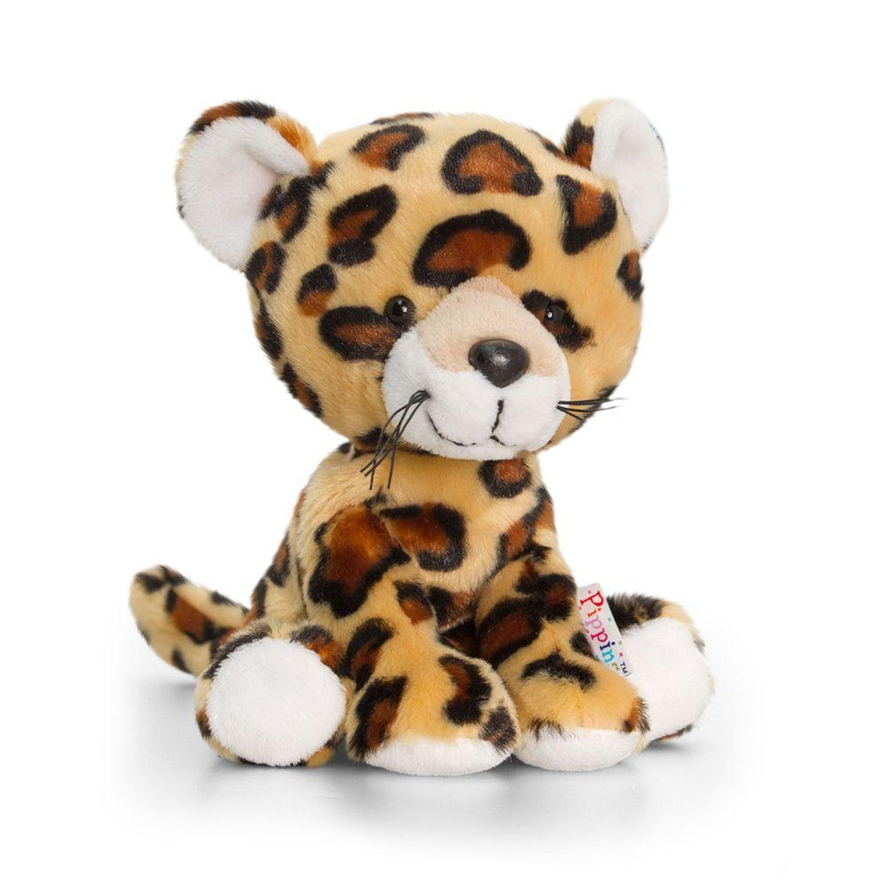 Keel Toys 14Cm Pippins Leopard  Image#1