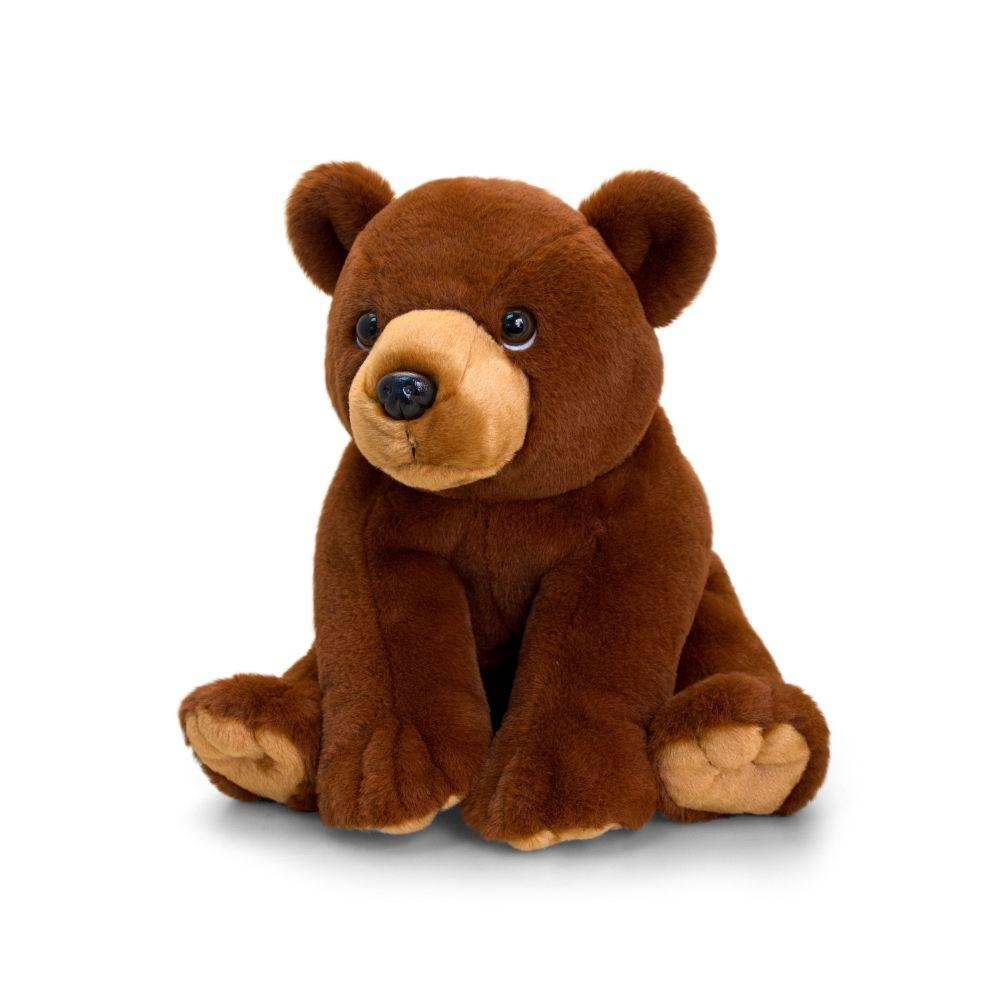 Keel Toys 30Cm Grizzly Bear