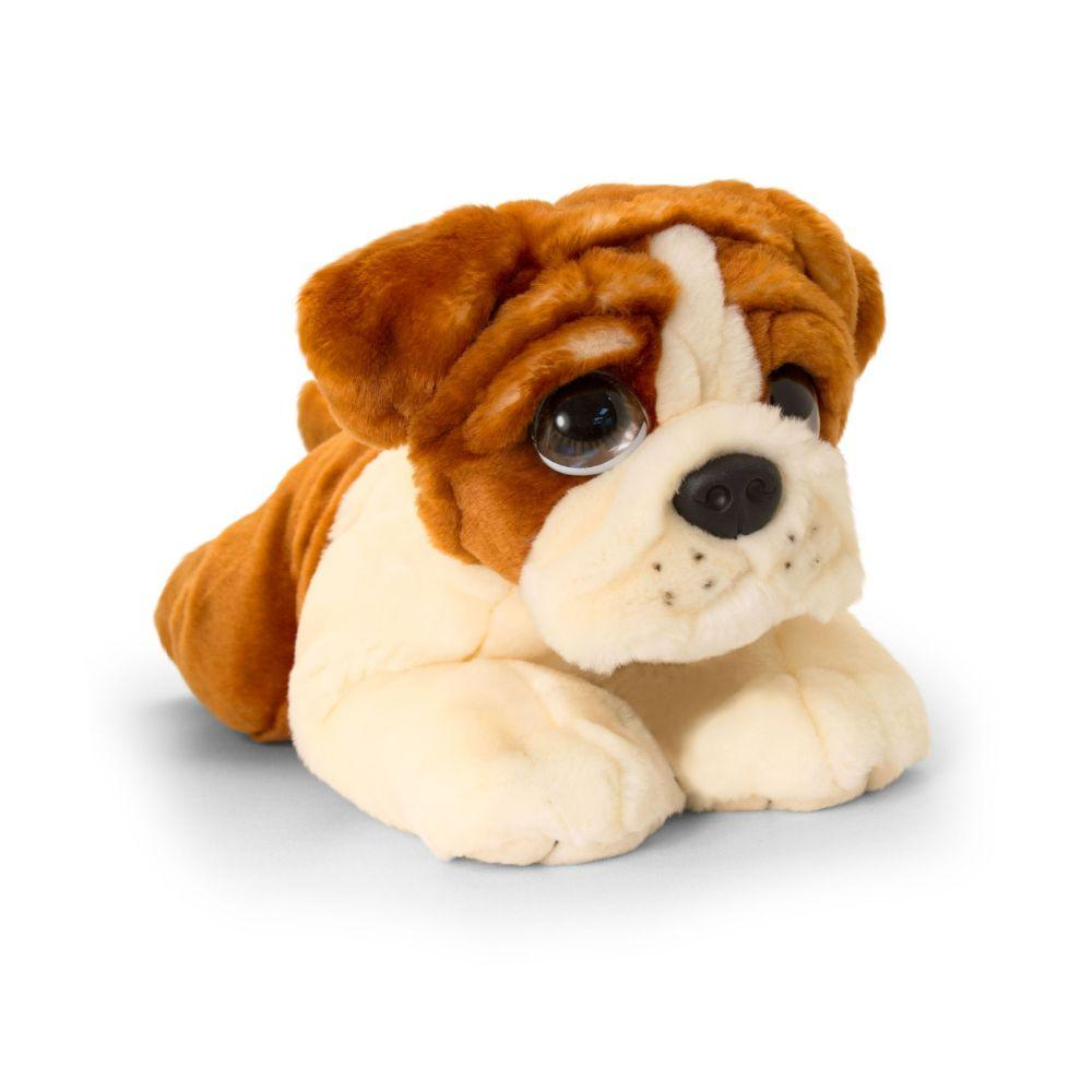 Keel Toys 37Cm Signature Cuddle Puppy Bulldog