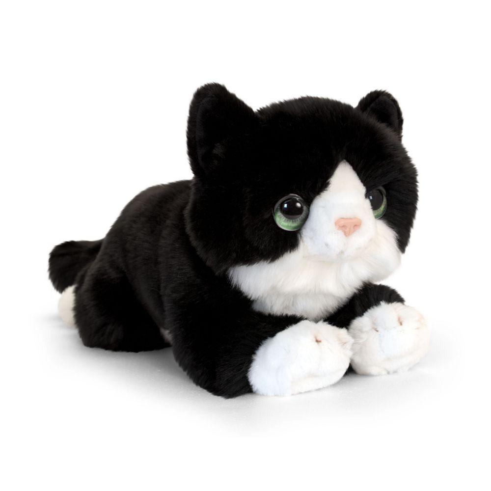 Keel Toys 32Cm Signature Black Cuddle Kitten