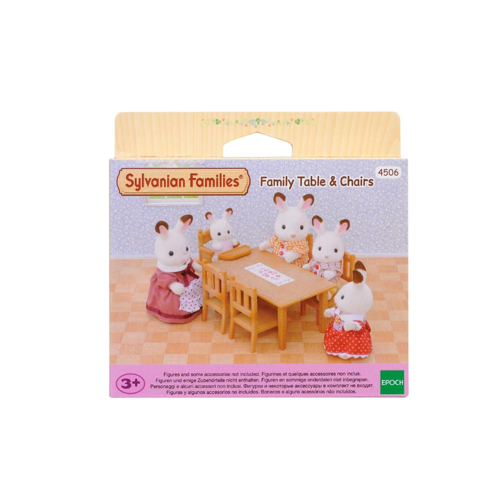 Sylvanian Families Family Table & Chairs  Image#1
