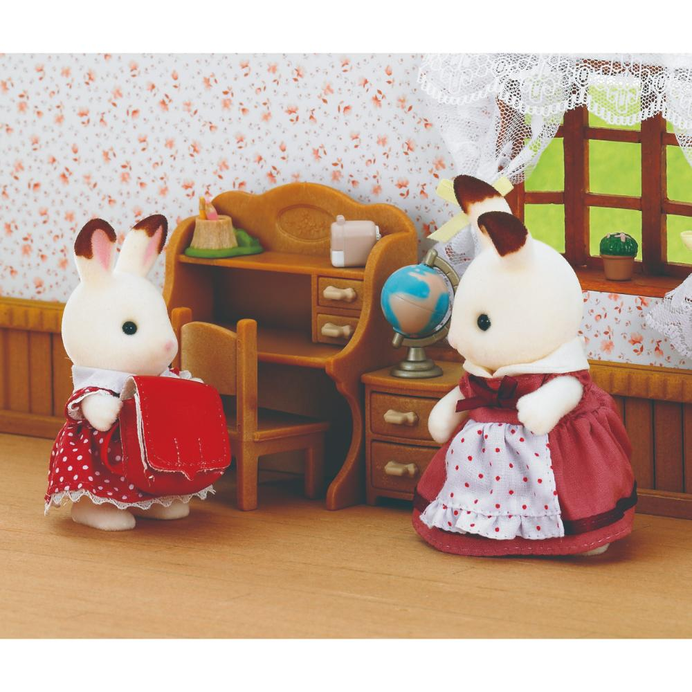 Sylvanian Family Chocolate Rabbit Sister Set