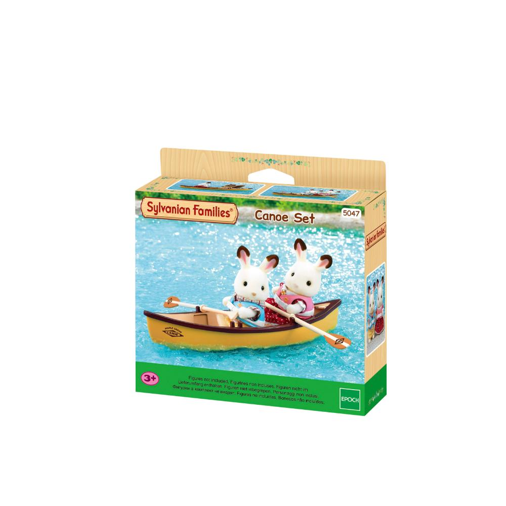 Sylvanian Family Canoe Set