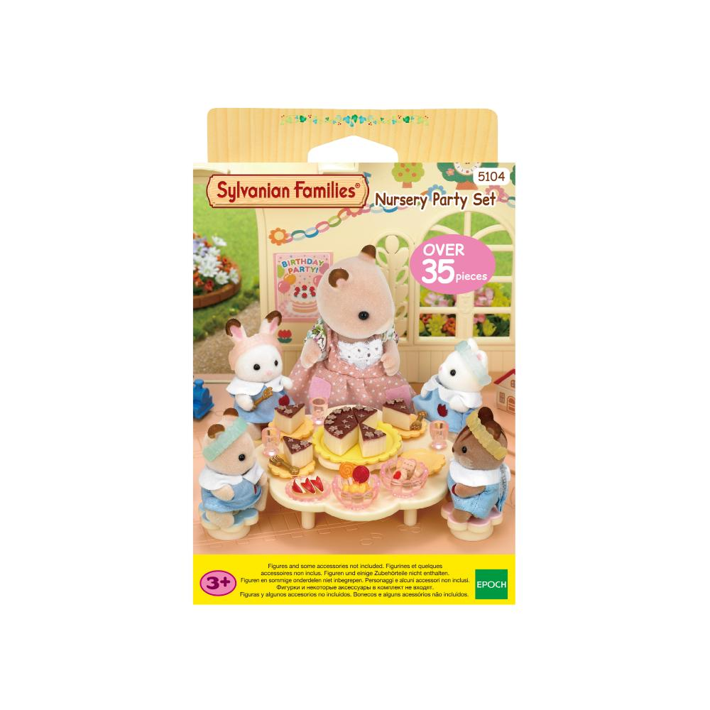 Sylvanian Family Nursery Party Set