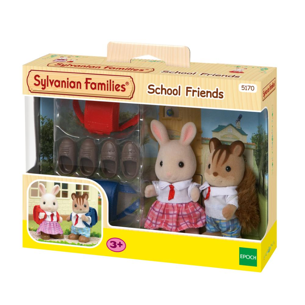 Sylvanian Families School Friends  Image#1