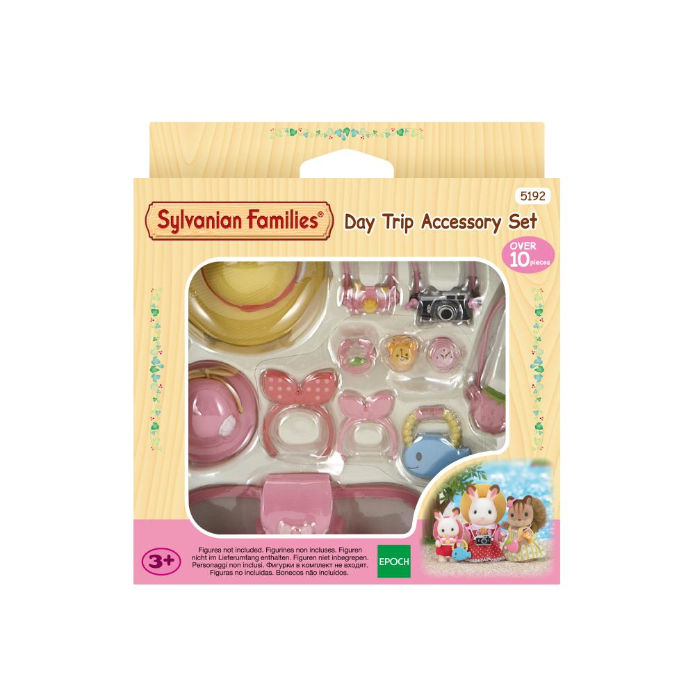Sylvanian Families Day Trip Accessory Set  Image#1