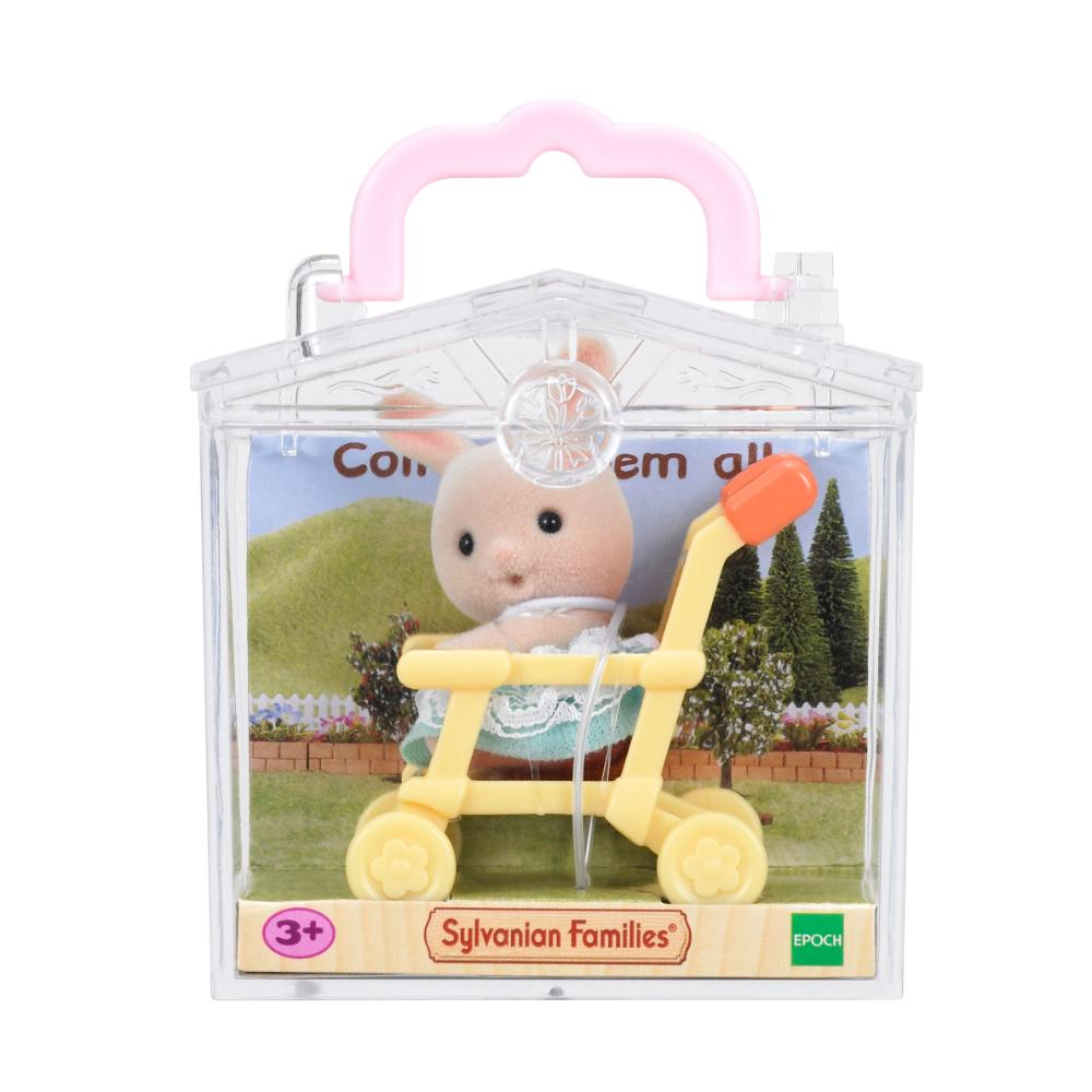 Sylvanian Families Baby Carry Case (Rabbit/Pu  Image#1