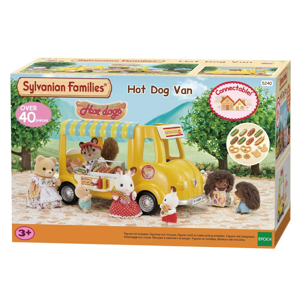 Sylvanian Family Hot Dog Van