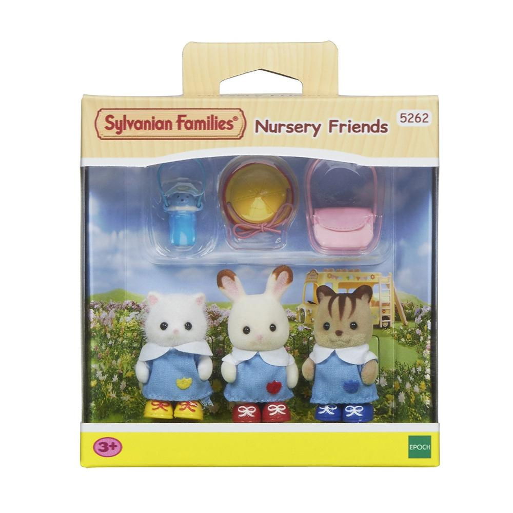 Sylvanian Family Nursery Friends