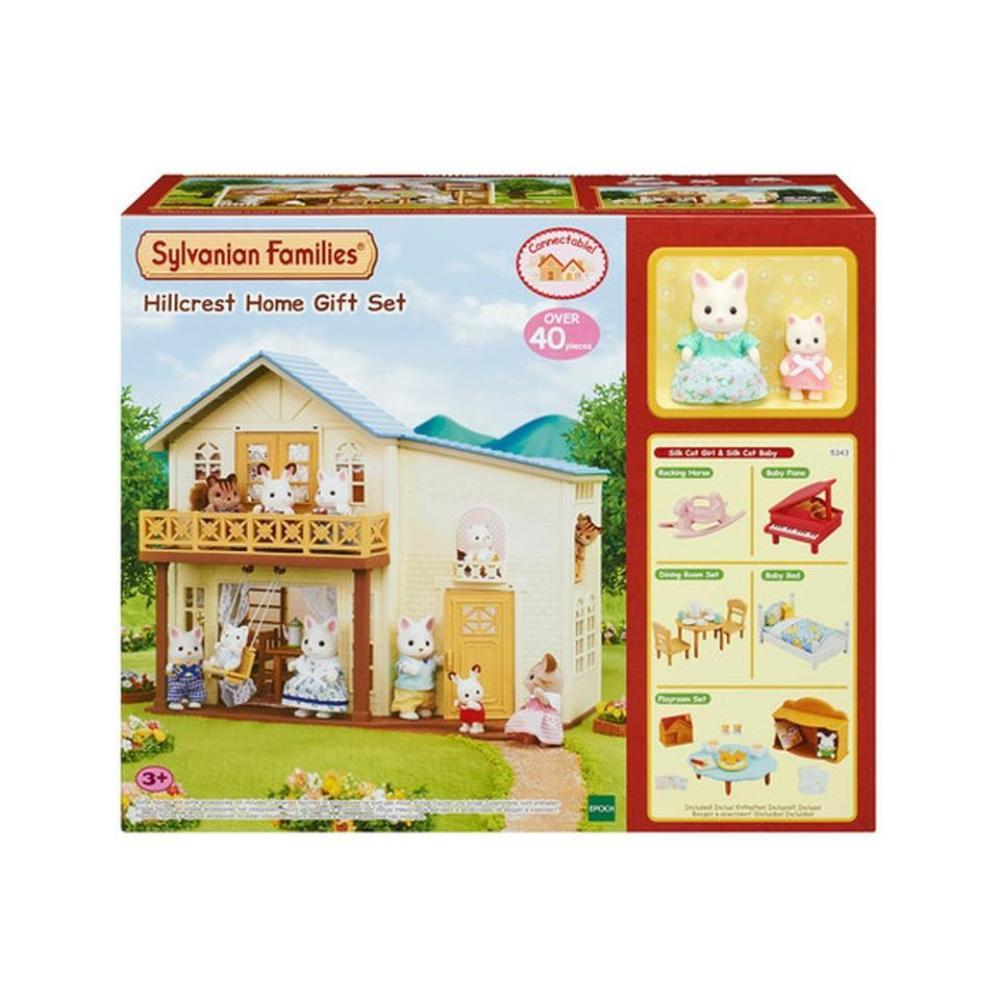 Sylvanian Family Hillcrest Home Gift Set