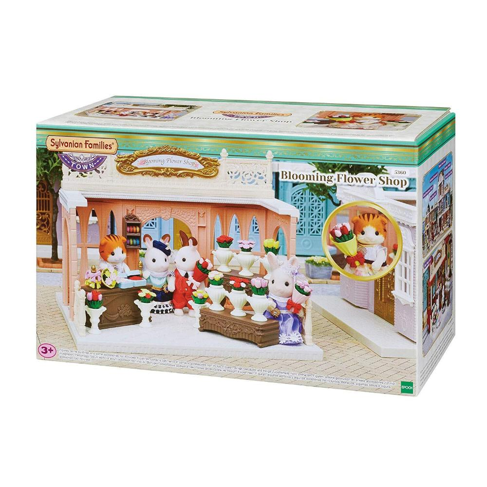 Sylvanian Family Blooming Flower Shop