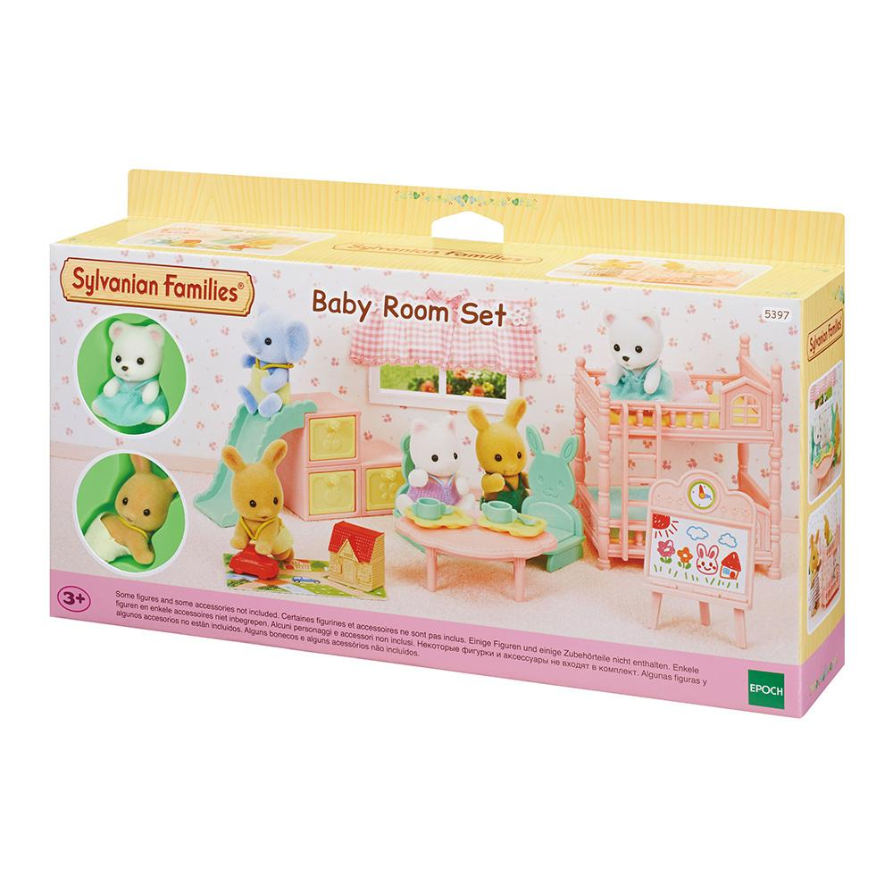 Sylvanian Family Baby Room Set