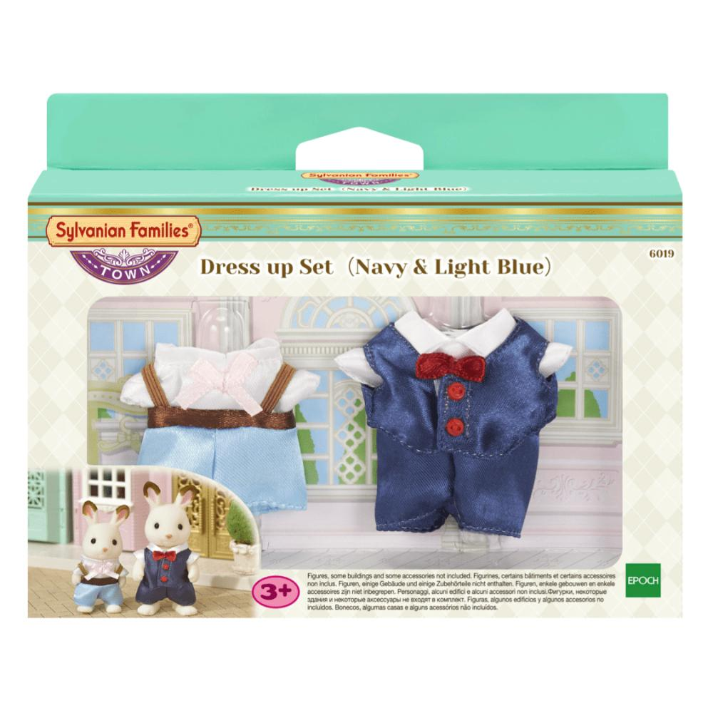 Sylvanian Family Ts Dress Up Set (Nv & Lb)