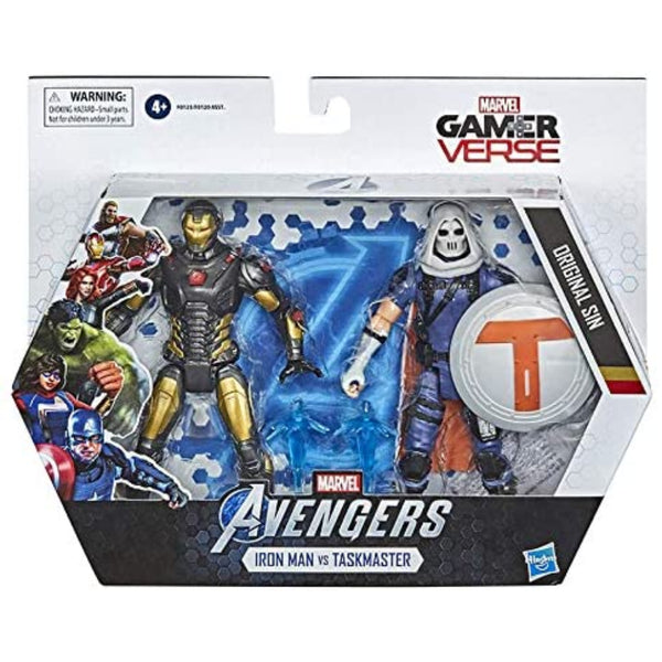 Aengers Game 6IN Figure 2PK Assorted