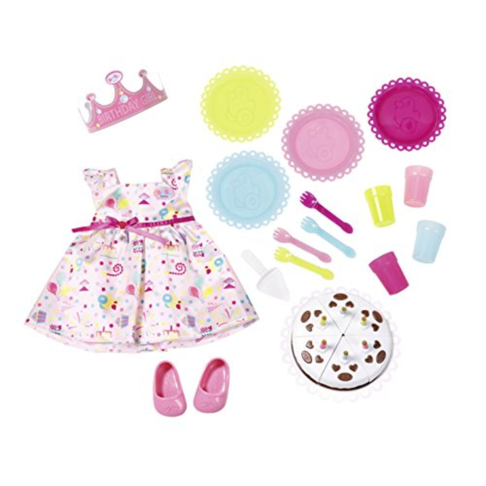 Babyborn Deluxe Party Time Set