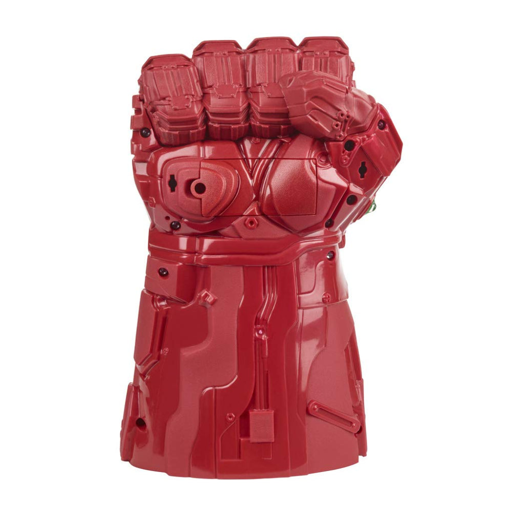 Avengers Red Electronic Gauntlet  Image#2