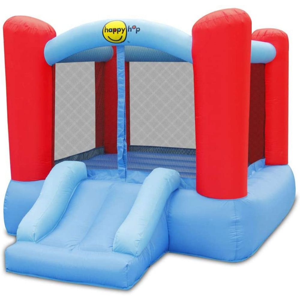 Happy Hop Bouncy Castle With Slide