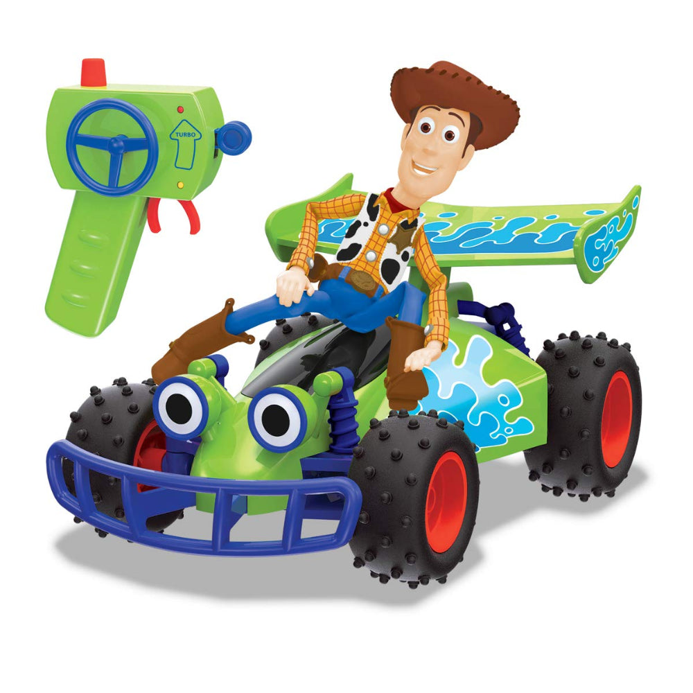 Toy Story Dickie Remote Control Toy Story 4 Buggy With Woody 1:24