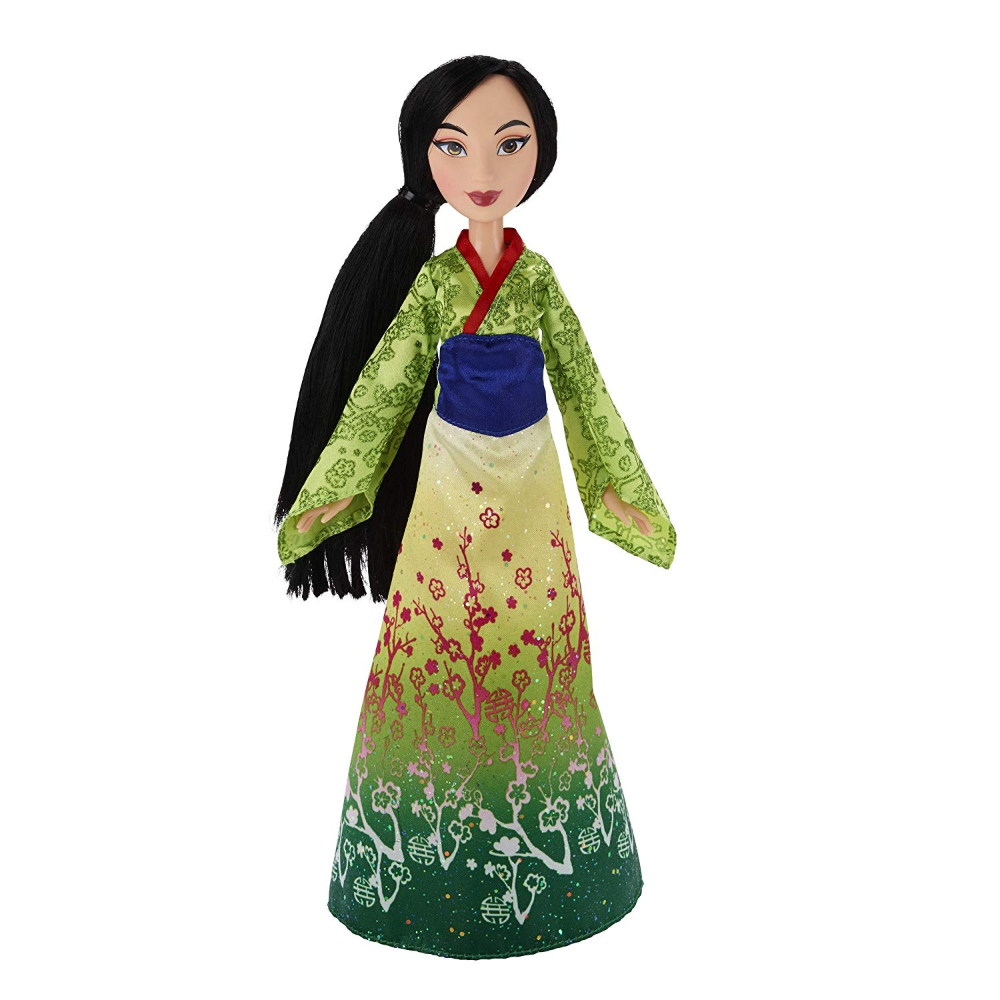 Disney Princess Shimmer Mulan