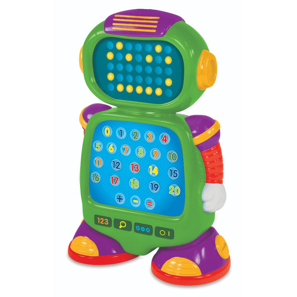 The Learning Journey Touch & Learn - Numberbot