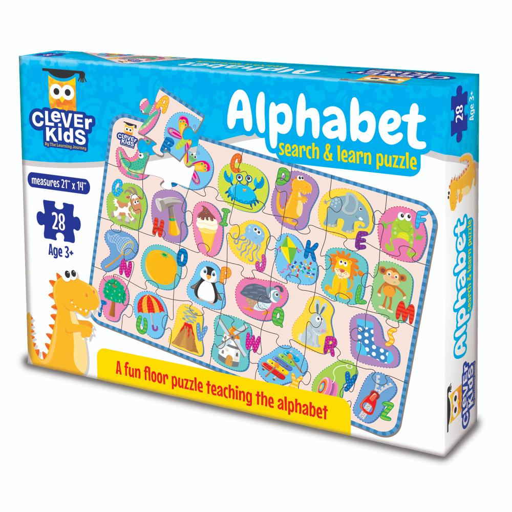 The Learning Journey Search & Learn Alphabet (New)