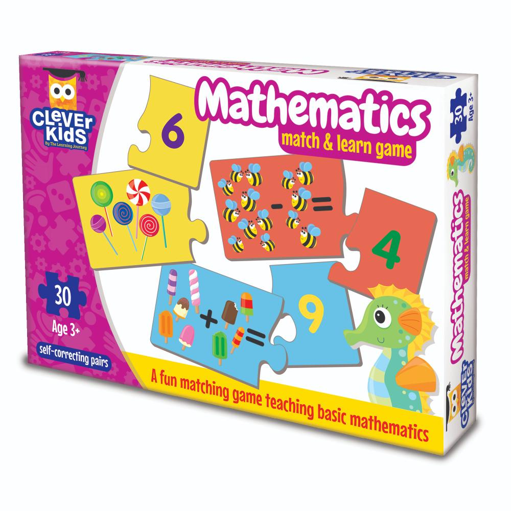 The Learning Journey Match & Learn Mathematics (New)