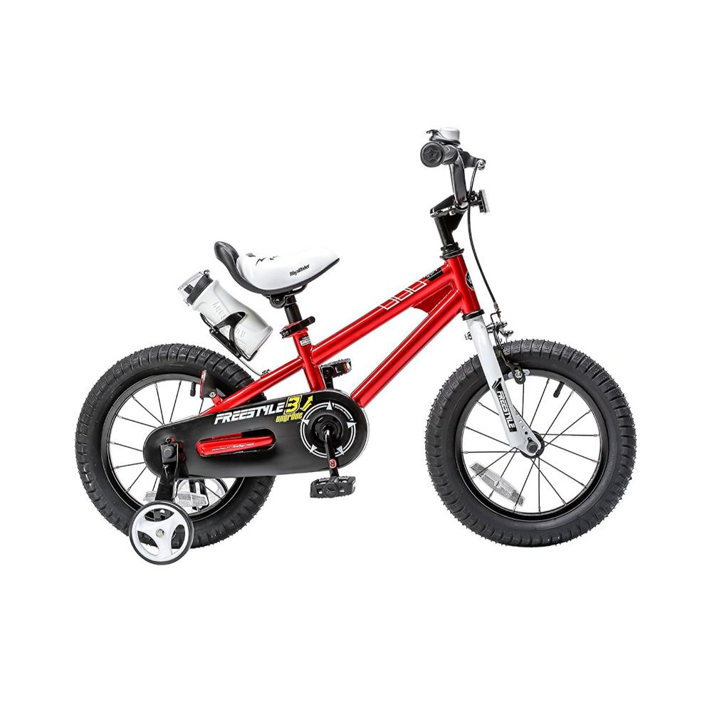 Royal Baby Freestyle Bicycle 14In-Red