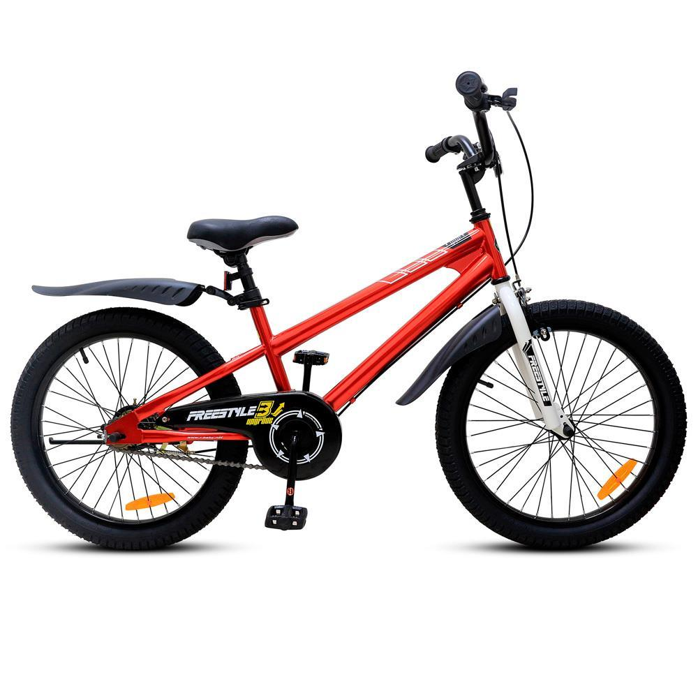 Royal Baby Freestyle Bicycle 20In-Red