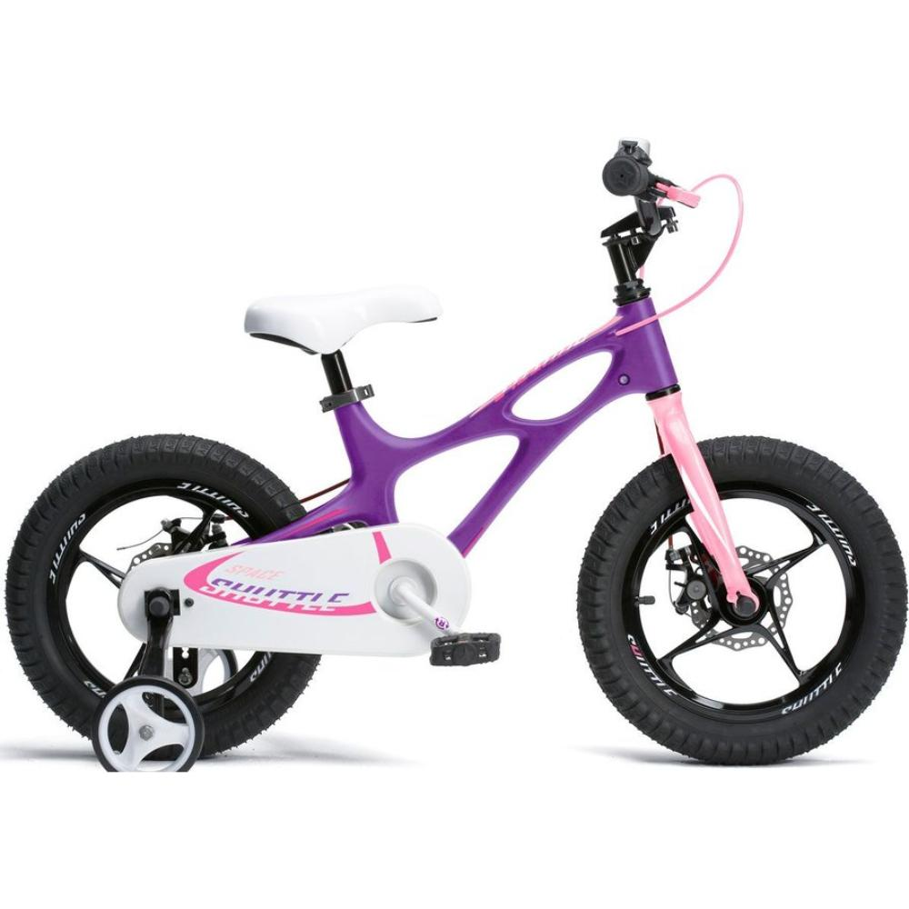 Royal Baby Space Shuttle Bicycle 18In -Purple