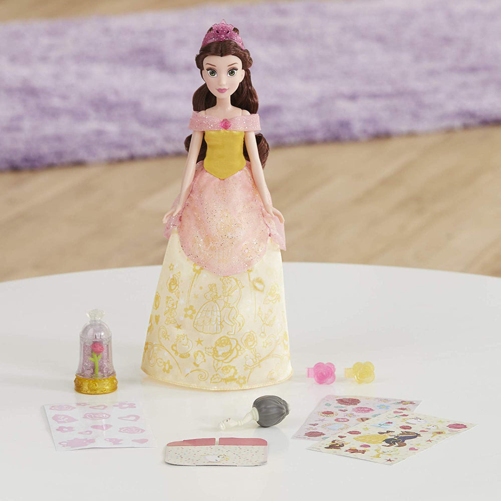 Disney Princess Glitter Belle  Image#5