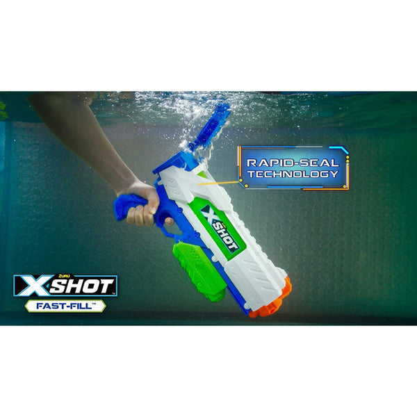 X-SHOT Water Warfare-Fast Fill Blaster