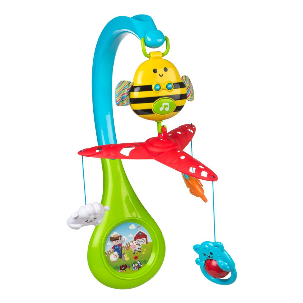Winfun Busy Bee Mobile 3In1