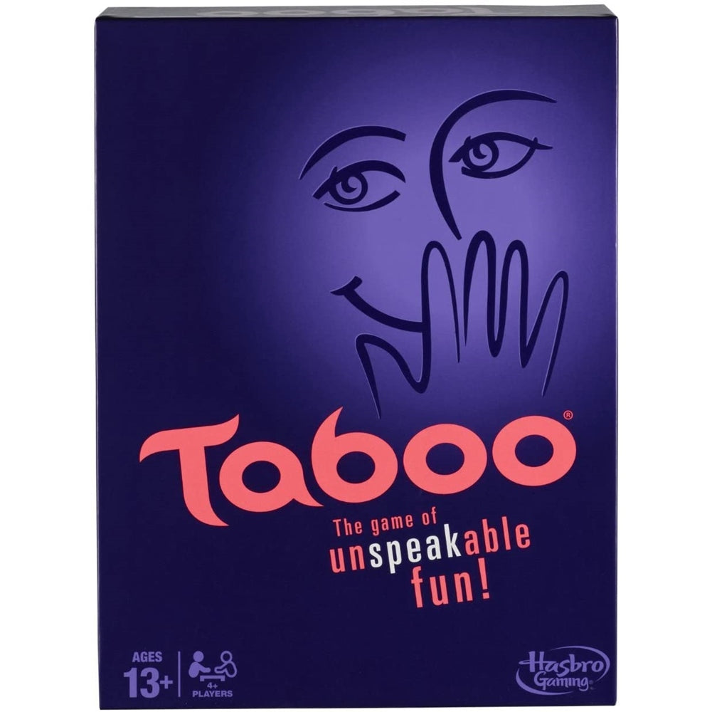 Taboo The Game Of Unspeakable Fun  Image#1